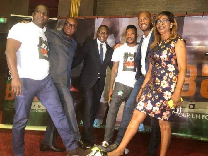 CÔTE D'IVOIRE : Lancement à Abidjan du projet ''Balle à terre'' – AKONDA  NEWS